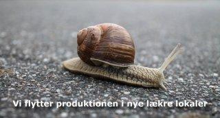 Flytning af produktionen