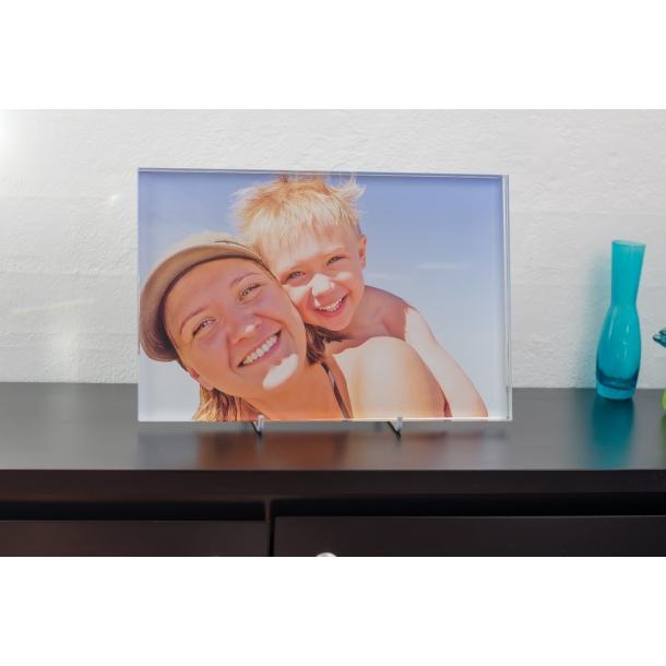 Print glas - 2 x 20 x 30 cm