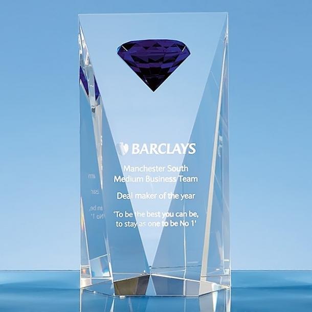 Blå Diamant Award