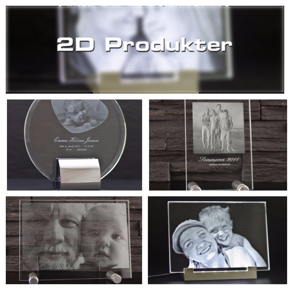 2D produkter
