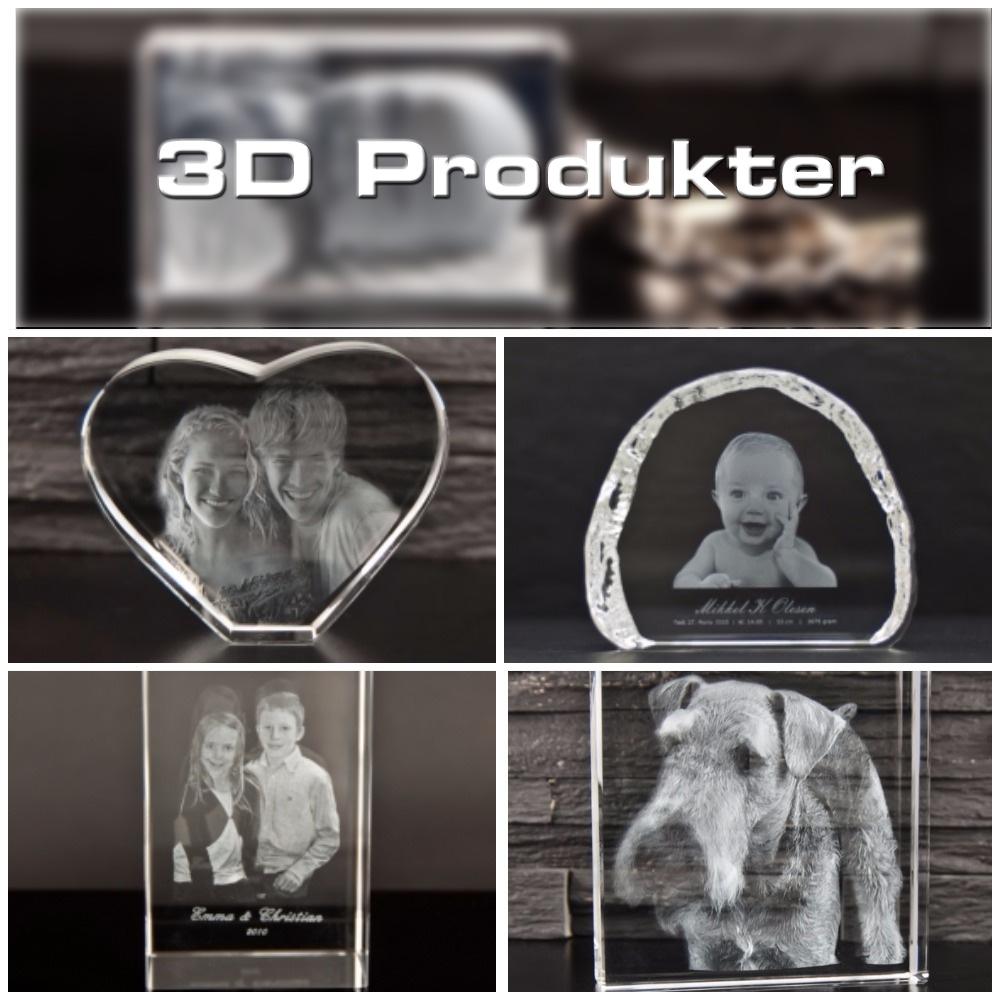3D Produkter