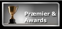 Awards/Præmier