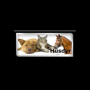 Hund, Kat, Hest mm