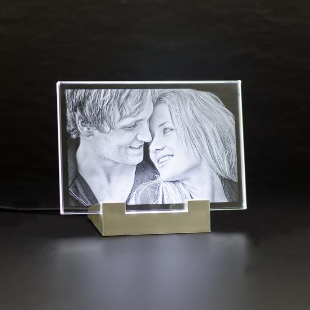 2D fotoramme - 9 x 13 cm